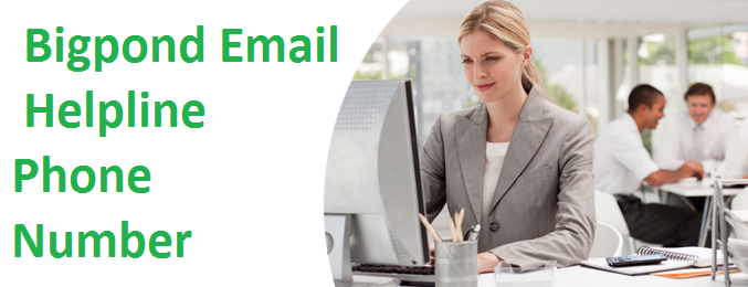 Bigpond email helpline phone number